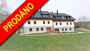 Byt 2+kk 59m2 , Prášily-Šumava